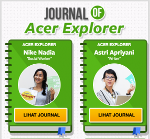 Journal Acer Explorer