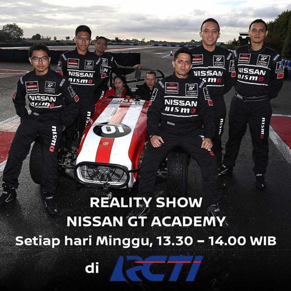 Nissan GT Academy RCTI