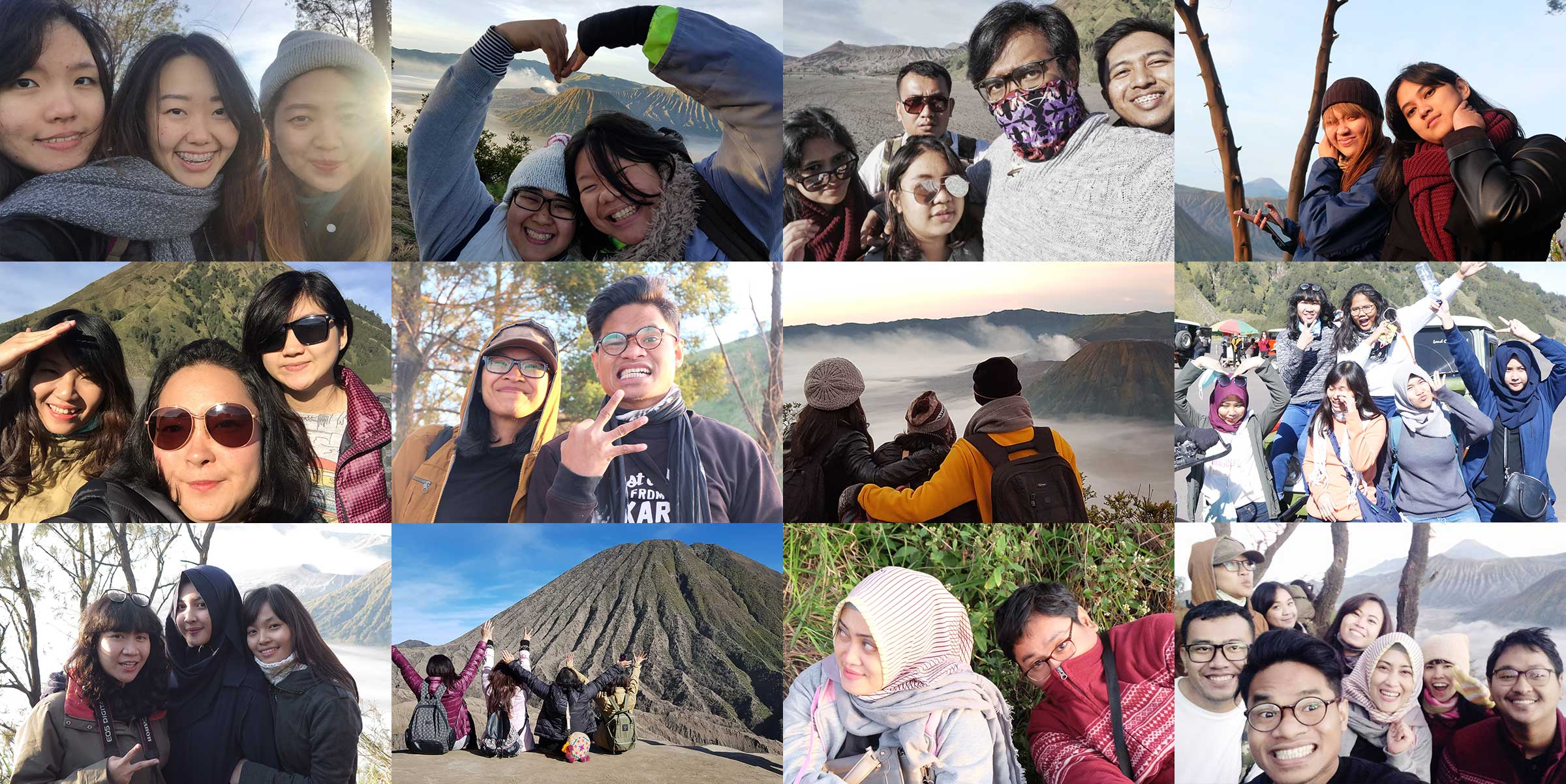 Bounche Outing Bromo All