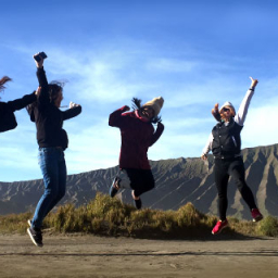 Bounche Outing Bromo
